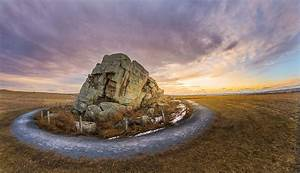 Okotoks Big Rock Erratic Photograph by Dwayne Schnell  Erratic