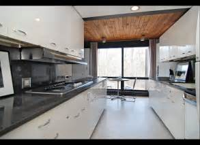Designing Galley Kitchen Fun Galley Kitchen Design In Modern Living