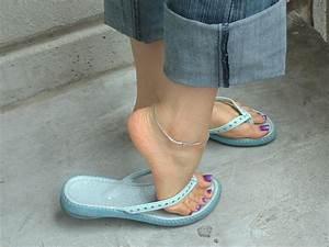 Hot 40 teen girl feet