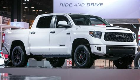 toyota tundra trd pro redesign engine price