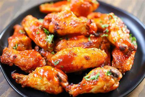 wings chicken fryer air recipe easy healthy yummy appetizer ingredients they taste