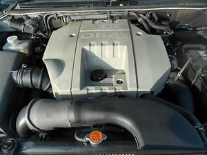Mitsubishi Shogun Mk3 3 2 Did Diesel Bare Engine 4m41 1999