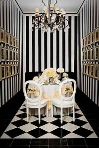 bedroom : Black And White Striped Wallpaper Canada Painted ...