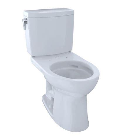 Toto Drake Ii 2piece 10 Gpf Single Flush Elongated