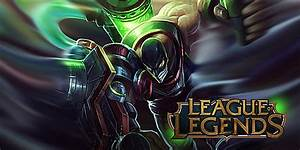 Augmented Singed by PipeQuintero on DeviantArt