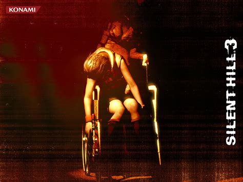 Silent Hill 3 Images Sh3wallpaper Hd Wallpaper And