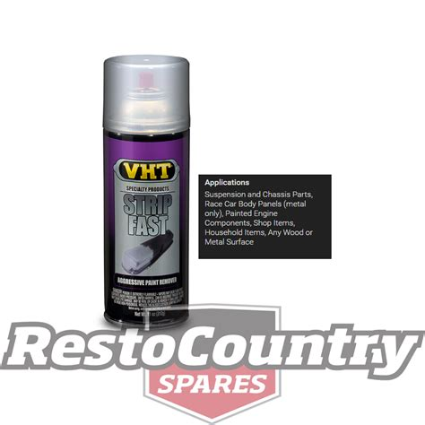 vht spray paint strip fast premium aggressive paint remover stripper ebay