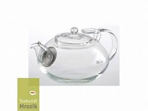 Teekanne Aus Glas Mit Sieb : kleine teekanne glas ku kaufen sieb 450ml teekunst mrozik ~ Michelbontemps.com Haus und Dekorationen