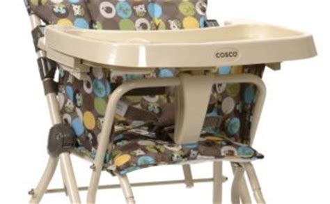 Cosco Slim Fold High Chair Things by Antique Child High Chair Rocking Baby Infant Solid Wood