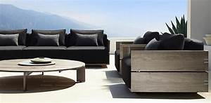 Salon Exterieur Design : mobilier ext rieur design haut de gamme ~ Teatrodelosmanantiales.com Idées de Décoration