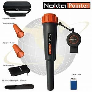 Detecteur De Metaux Magasin : d tecteur de m taux noktapointer le pinpointer de chez nokta ~ Dailycaller-alerts.com Idées de Décoration