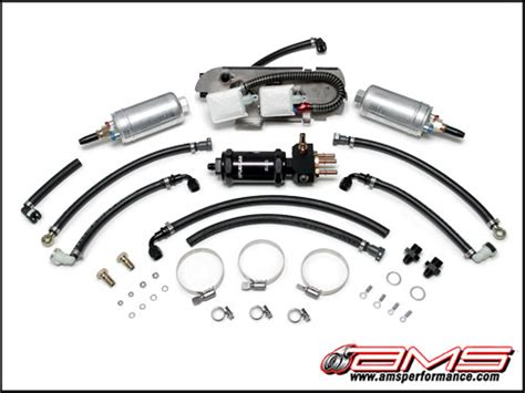 Ams Performance Alpha Fuel System Nissan