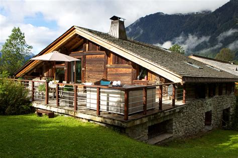 chalet la ferme du bois in chamonix by skiboutique