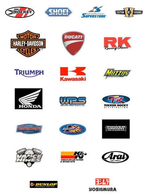 Shop By Motorcycle Brand Motorcycle Parts Apparel And