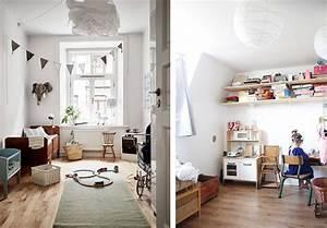 Lit Enfant Vintage : la fabrique d co chambre d 39 enfant color e ou neutre ~ Teatrodelosmanantiales.com Idées de Décoration