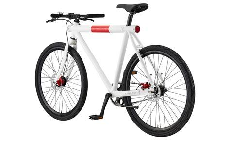 vanmoof e bike vanmoof d series d 252 senjager cykler cool bicycles bicycle og bike