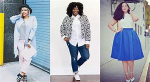Look Femme Ronde 2017 : sp cial rondes 40 looks piqu s aux blogueuses plus size ~ Mglfilm.com Idées de Décoration
