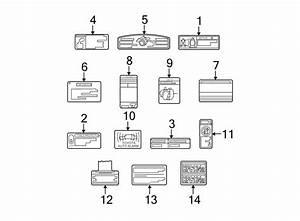 2005 Scion Tc Label  Leak Detection Pump Information