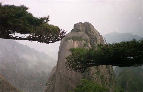 huang shan anhui province chinese painting sculpture
