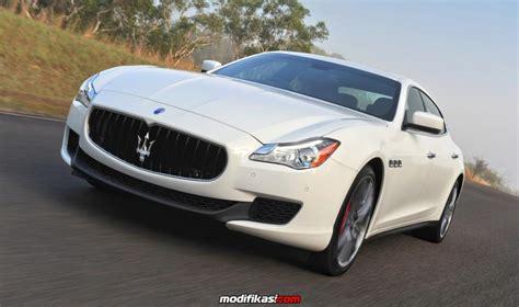 Modifikasi Maserati Quattroporte by Sai Tahun 2018 Maserati Rencanakan Target Penjualan 75