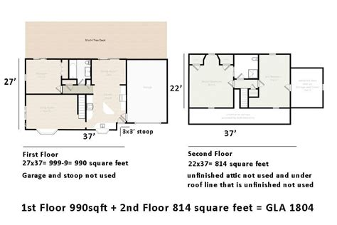 How Do You Calculate The Square Footage Of Your Home