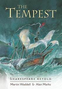 The Tempest by William Shakespeare, Martin Waddell ...