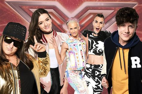 X Factor 2019 Finalists Get Snazzy Makeover Ahead Of Live
