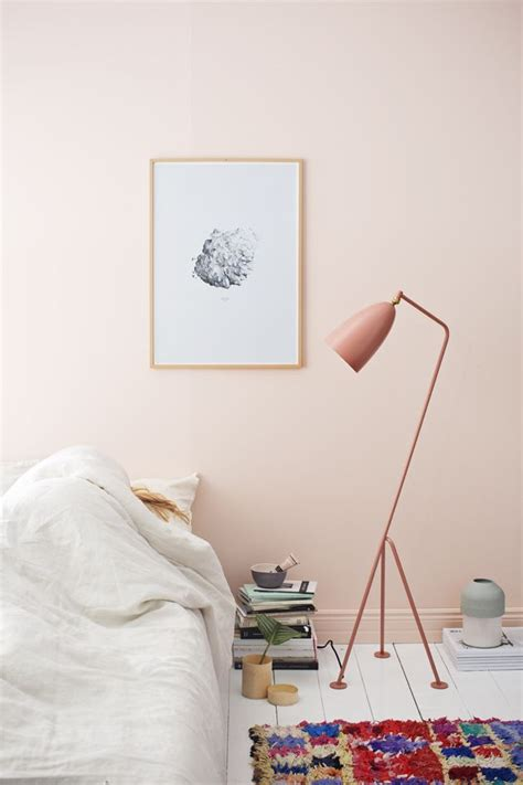 pink color bedroom walls interior trend soft pink walls cate st hill