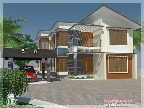 house with 4 bedrooms 4 bedroom house elevation with free floor plan kerala