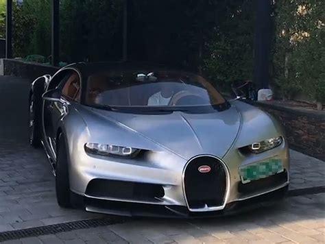 Bugatti dropped an extraordinarily beautiful hypercar. Cristiano Ronaldo Shows Off New $2.9 Million Bugatti ...