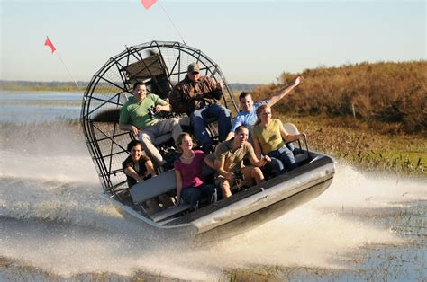 Boat Tour Everglades by Everglades History Of The Airboat Miami Tours Miami