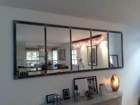 bureau de style miroir notos 200 cm industriel
