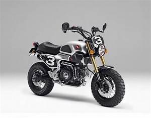 Petite Moto Honda : salon de tokyo 2015 honda grom 50 scrambler moto journal ~ Mglfilm.com Idées de Décoration