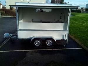 Food Truck Occasion : remorque snack am nag magasin food truc professionnels snack caen reference pro sna rem ~ Gottalentnigeria.com Avis de Voitures