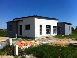 realiser l39etancheite d39un toit plat grace a l39epdm With photo maison toit plat 10 de maison de ville avec piscine toit plat construction