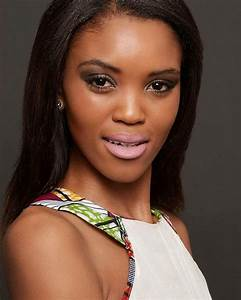 Tshegofatso Monggae Miss South Africa 2017 Contestant From