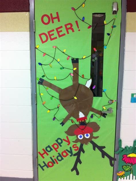 christmas school door decorating ideas 1089 best images about bulletin board doors on