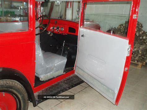 1932 Car Blueprints 1932 Fiat 508 Balilla 3 Marce