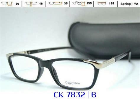 Jual Frame Kacamata Calvin jual beli frame kacamata casual lucu calvin klein 7832