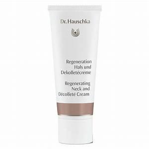Regenerating neck and décolleté cream