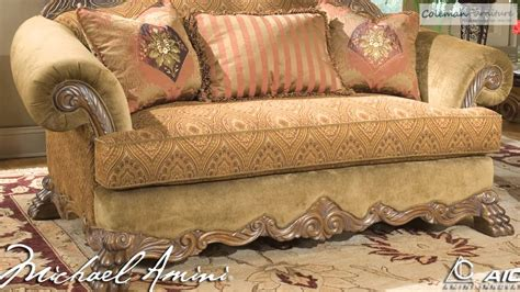 eden living room collection  aico furniture youtube