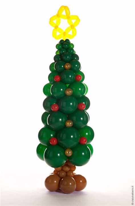 how to make a balloon christmas tree 91 best balloondecor images on