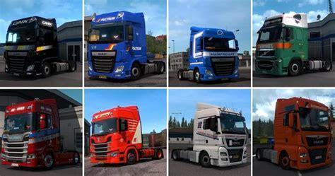 ets real company truck skins   simulator