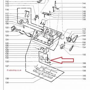 Sebo X1 X1 1 X4 X5 X7 Servo Motor    Gear Box