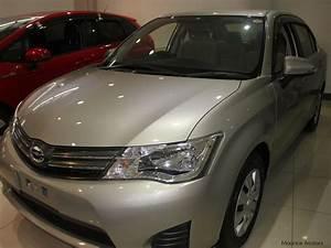 Used Toyota Axio - Beige