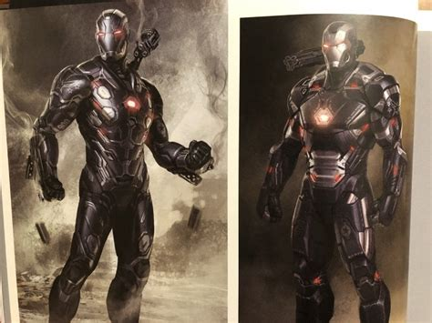 Avengers: Endgame Nearly Featured 3 Different Armors for ...