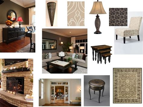 Taupe And Black Living Room Ideas by Black Taupe Living Room Decor Inspiration