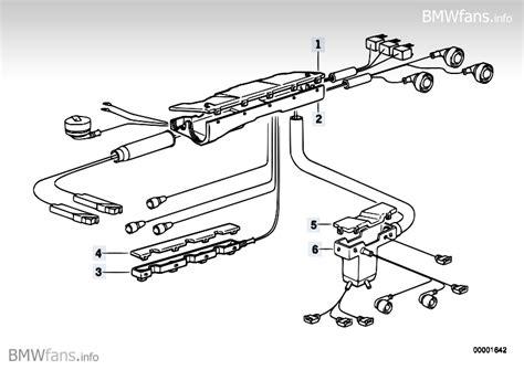 engine wiring harness bmw 3 e36 316i 1 9 m43 bmw parts catalog