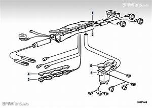 Engine Wiring Harness Bmw 3 U0026 39  E36  316i 1 9  M43   U2014 Bmw Parts Catalog