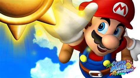 Review Super Mario Sunshine Stars